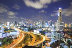 Lua de mel na Tailândia. #casamento #luademel #viagem #noivos #Tailândia #Banguekoque #noite
