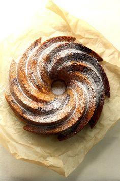 Hummingbird High: Marble Pinwheel Cake