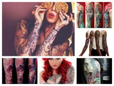 Saturday Tattoos – The Sleeves Have It Down Edition  #tattoos #ink