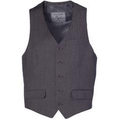 Colete Alfaiataria Tramado - Rich Outfit, Moda masculina para homens de estilo