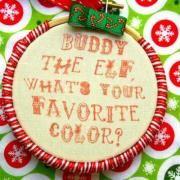 Elf sayings printables