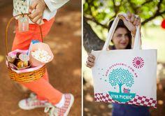 adoro FARM - hoje é dia de picnic!