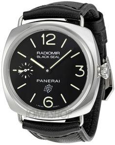 Panerai Radiomir Black Seal Mens Watch 00380
