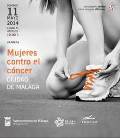 """CARRERA """"MUJERES CONTRA EL CANCER"""" CIUDAD DE MÁLAGA"""