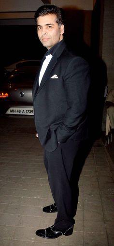 Photos: Top Bollywood stars at Manish Malhotra's birthday bash Bollywood Stars, Bollywood Fashion, Parineeti Chopra, Karan Johar, Manish Malhotra, Bollywood Celebrities, Birthday Bash, Latest Pics, Cool Photos