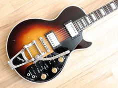 1960 Kay Effector Vintage Electric Guitar Built in Effects Bigsby Sunburst > Guitars : Electric Solid Body - Mike & Mike's Guitar Bar