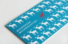 Viktoria Klein   Kommunikations-Designerin // Weihnachtskarten   Unterschiedliche