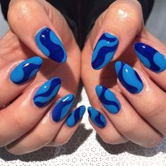 Semi-permanent varnish, false nails, patches: which manicure to choose? - My Nails Aycrlic Nails, Manicures, Coffin Nails, Teen Nails, Fire Nails, Minimalist Nails, Funky Nails, Best Acrylic Nails, Dream Nails
