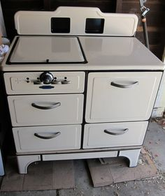 Gaffer Sattler Oven 1940s