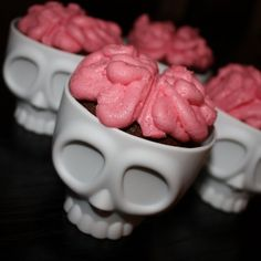 Fancy - Nomskulls Cupcake Molds