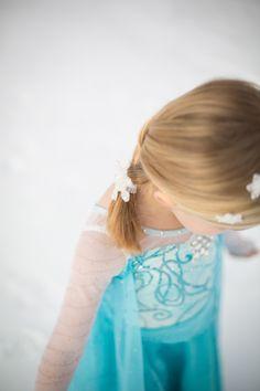 Child's Elsa costume