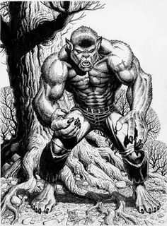 Wolfman by Arthur Adams *