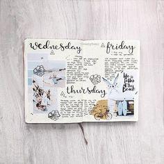 Beach theme it is! 💎❤️• #stationery #stationeryaddict #bulletjournal #bujo #bujojunkies #bujolove #bulletjournaljunkies #bulletjournaling #planner #plannerlove #planneraddict #plannercommunity #plannerjunkie #planwithme #plannernerd #plannerholic #bulletjournalcollection #showmeyourplanner #bulletjournalinspiration #handwriting #writing #journal #plannergirl #doodle #pens #calligraphy #stabilo #watercolor #leuchtturm1917 #creabybeau