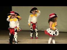 Kovboy Çilem :)) -Modern Dans (Cotton Eye Joe) - YouTube
