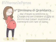 Vuoi leggere l'intero testo di #VitaconlaPanza ?Vieni a scoprirlo qui: http://www.leostickers.com/blog/settimane-di-gravidanza-diario-prima-puntata/ — con Giada Sundas