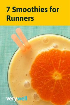 Whether you're looking for nutritious breakfast options or post-long run recovery drinks, smoothies are an excellent go-to menu item for runners.