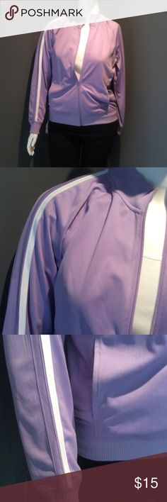 Lilac Leisure! Athleisure jacket LN pic 7 is actual color new york laundry Jackets & Coats