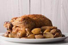 κοτόπουλο με πατάτες