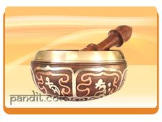 """ Singing Bowl "" The singing bowl is considered as an excellent tool for space clearing purposes and its usage in the house improves harmony among family members and the place becomes yang and it creates state of yin yang balance.  http://www.pandit.com/singing-bowl/"