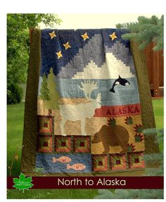 North to Alaska Quilt Pattern Instructions