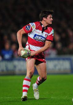 Freddie Burns, Gloucester rugby