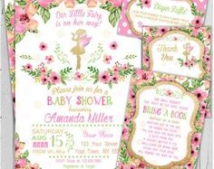 Tinkerbell Baby Shower Invitation Pinterest Tinkerbell Rsvp and