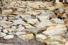 Obkladáme prírodným kameňom | Urob si sám Cement, Firewood, Wood Fuel