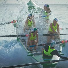 Dreaming of Summer? One of our favourite things about the warmer months is surf boat rowing. What a sport! We're excited for the next season of the Ocean Thunder Pro Surf Boat Series which we are going to be more involved than ever before!