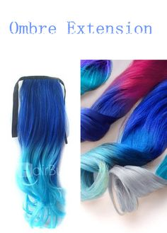 Get this ombre ponytail now! It is up to 90% off to celebrate the Valentine's day!