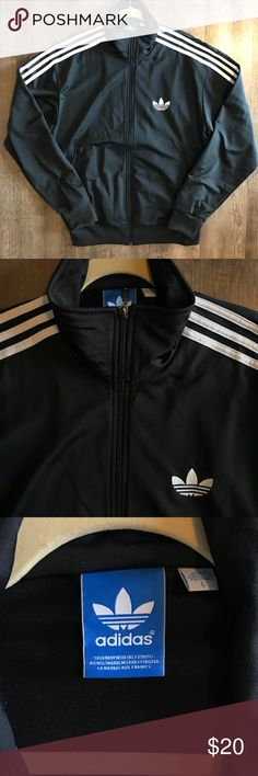 78348328c37 Shop Men's adidas Black White size L Performance Jackets at a discounted  price at Poshmark. No issues with it.