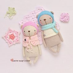 Amigurumi crochet patterns continue to meet you. Everything you are looking for in Amigurumi can be found on our site. Crochet Animal Amigurumi, Knit Or Crochet, Cute Crochet, Amigurumi Doll, Crochet Animals, Crochet Toys, Knitting Toys, Kawaii, Crochet Dolls Free Patterns