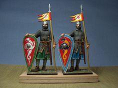 Norman knight, XI cent