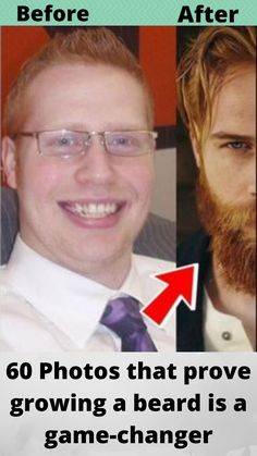 60 #Photos that prove #growing a #beard is a game-#changer