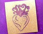 Freakin' terrific stamp products from SugarSkull7 on etsy.com