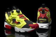 Check out the new Reebok Insta Pump Fury OG anniversary Edition. Reebok Pump Fury, Reebok Insta Pump, Instapump Fury, New Reebok, 20th Anniversary, Shoe Game, Kicks, Footwear, Sneakers Nike