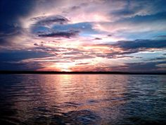 Lake Sinclair!!