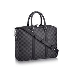 Discover Louis Vuitton Porte-Documents Voyage PM via Louis Vuitton