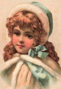 Curio Cat Art and Crafty Fun: Free Vintage Victorian Girl Graphic