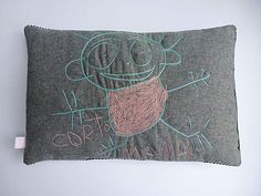 child art cushions as gifts x