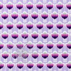 Softshell Flower purple Mint, Softshell, Retro, Fabric Patterns, Purple, Tejido, Fabrics, Flowers, Lilac