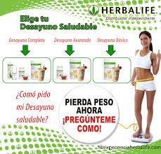 programa desayuno saludable herbalife - Buscar con Google