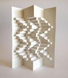3D Paper Structure - Peter Dahmen