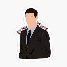 Elijah Vampire Diaries, Vampire Diaries Poster, Vampire Diaries Memes, Vampire Diaries Wallpaper, Vampire Diaries The Originals, Outline Drawings, Easy Drawings, Cute Laptop Stickers, Ap Studio Art