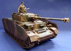 Pz.Kpfw IV Ausf J - Kampfgruppe Peiper