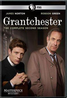 DVD: Grantchester. Season 2