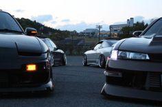 nissan 240sx vs nissan silvia Drift cars