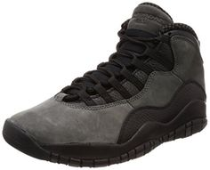 Looking for NIKE Men's Jordan 10 Retro Dark Shadow (Size: ? Check out our picks for the NIKE Men's Jordan 10 Retro Dark Shadow (Size: from the popular stores - all in one. Best Soccer Shoes, Retro Basketball Shoes, Air Jordan Retro, Jordan 10, Jordans For Men, Jordan Shoes For Men, Moda Sneakers, Turf Shoes, Tennis
