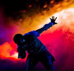Kanye West. yes he's an arrogant asshole, but his talent is unreal.