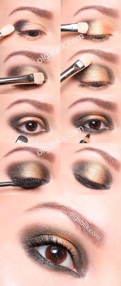 makes eyes look bigger
