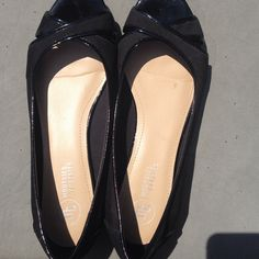 ⚡WEEKEND SALE⚡️black flats Mootsies Tootsies black flats size 9 was$15 now:$10. These are used & in great condition!! awesome for dressing up!! Mootsies Tootsies Shoes Flats & Loafers